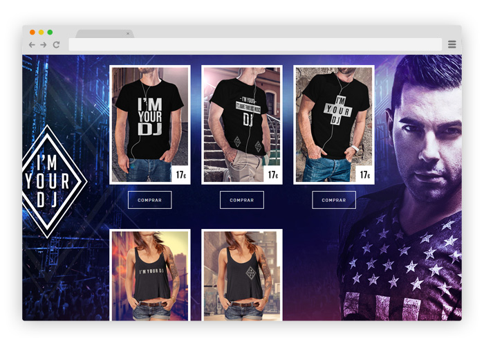 diseño-página-web-DJ-OBEK