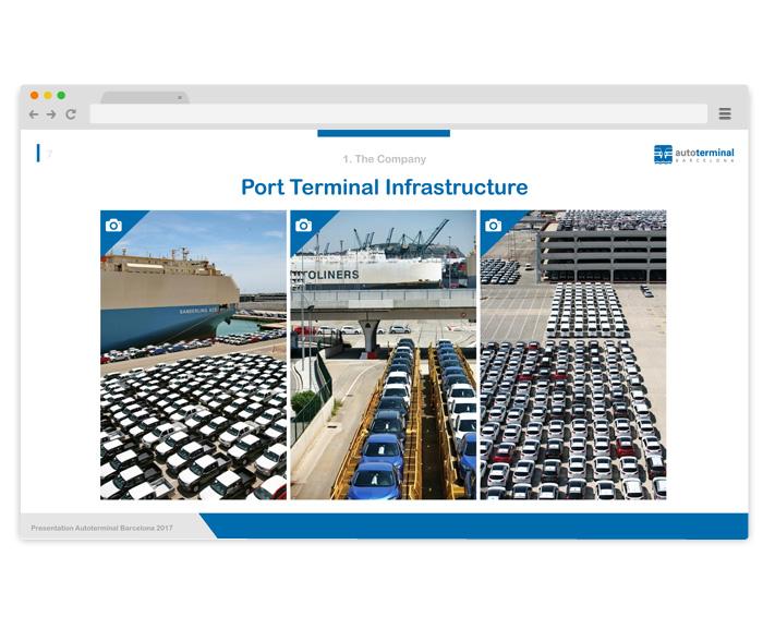 diseno_power_point_empresa_logística_vehículos